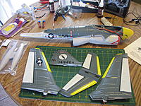 Name: jets 003.jpg Views: 86 Size: 303.1 KB Description: Parts Count is low these little planes go together fast.