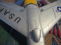 Name: jets 034.jpg Views: 78 Size: 275.3 KB Description: Bottom foam skid installed to protect Servo