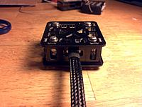 Name: 2011-11-22_15-54-13_988.jpg Views: 97 Size: 169.9 KB Description: The receiver wire harness.