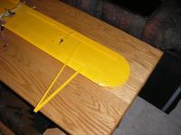 Name: Hyperion Cub 03.jpg Views: 226 Size: 86.9 KB Description: Wingtip damage.