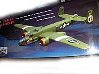 Name: eRC B-25 WW II bomber 001.jpg Views: 91 Size: 94.4 KB Description: