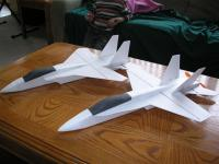 Name: P2140417.JPG Views: 3282 Size: 50.4 KB Description: Pusher versions of the F-15 and F-18