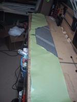 Name: IMG_4335.jpg Views: 431 Size: 49.9 KB Description: Checking fabric fitting before applying epoxy.
