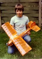 Name: Q-Tee01a.jpg Views: 338 Size: 43.6 KB Description: Goofy-looking me in '78 or '79 with my spanking Q-Tee.