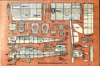 Name: FL23ATPlans.jpg Views: 419 Size: 75.9 KB Description: Scanned from the mag, Carl G. Ahremark's plans for a free-flight Fletcher FL-23.  Barring any more accurate drawings/plans, I will modify these to suit my purposes.