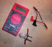 Poor man's Ammeters & Thrust Stand <-- added 3/22 ! - RC Groups