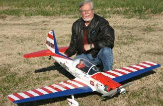 Great Planes Giant Scale Super Chipmunk OS FS120-powered ARF