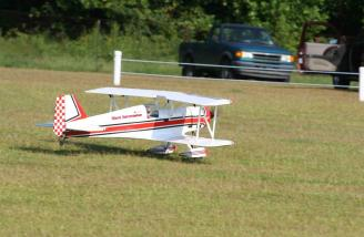 First Takeoff