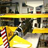 Right Rear view of wing and tail rigging. Field disassembly takes roughly 7 minutes.