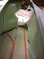 Name: phantom 004.jpg Views: 218 Size: 79.7 KB Description: Insie ducting removed on one side, other side yet to be cut out