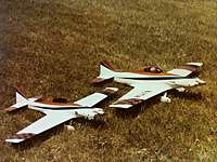 Name: Dennis Bielick.jpg Views: 503 Size: 62.4 KB Description: Dennis Bielick's QM15 and Form 1 toni.  Dennis was the designer of the high point prop balancing tool we all loved.