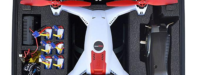 Blade 350QX Case
