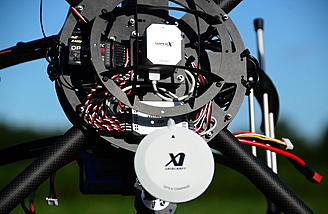 Super X mounted in my GoPro Quad