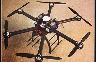 Hexacrafter HC-800 with SuperX