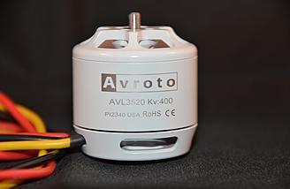 The Avroto 3520 KV400