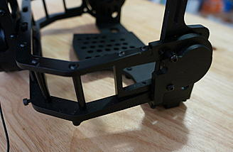 iFlight BetView 5D/GH3 wires all nicely hidden