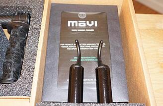 Movi M5: Included abridged manual