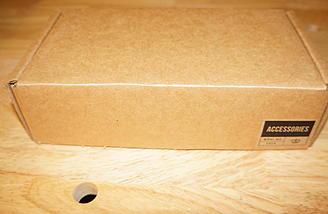 Movi M5:Accessory box