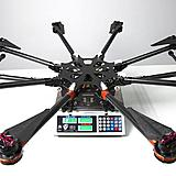 DJI S1000 weight - 4.3kg