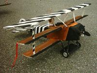 Name: EUDR1x.jpg Views: 280 Size: 167.2 KB Description: Ernst Udet's Fokker Dreidecker