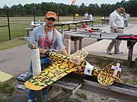 Name: Photo046.jpg Views: 208 Size: 134.4 KB Description: Tim's Macchi. .61 engine. Flies great!