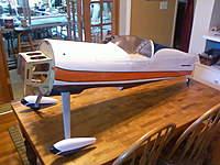 Name: Photo336.jpg Views: 326 Size: 83.0 KB Description: Landing gear attached