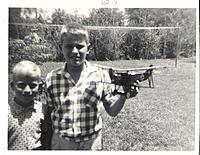 Name: Me holding model 1965.jpg Views: 191 Size: 47.1 KB Description: Here's a pic taken in 1965 of me holding a model I built. I've built a few models since then....