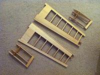 Name: Corsair .40 Parts 2.jpg Views: 112 Size: 150.2 KB Description: Midwest corsair wing