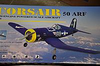 Name: Corsair 50 ARF.jpg Views: 165 Size: 165.9 KB Description: