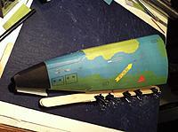 Name: A-4 007.jpg Views: 107 Size: 91.5 KB Description: Nose section.