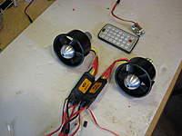 Name: 64mm fan w Wemo rotors and Scorpion esc 001.jpg Views: 130 Size: 63.6 KB Description:
