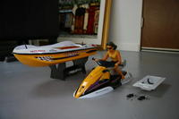 Jet Ski Hull and Superstructure - RC Groups