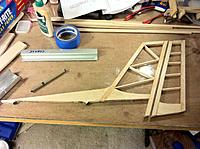 Name: IMG_1688.jpg Views: 56 Size: 297.7 KB Description: The rudder I threw together quickly yesterday.