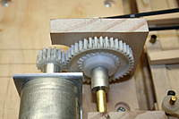Name: Picture 004.jpg Views: 226 Size: 45.8 KB Description: Press fitted gears for now?