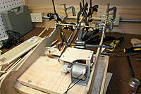 Name: Picture 014.jpg Views: 251 Size: 83.3 KB Description: More clamps, need more clamps!