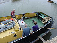Name: Ext stern deck.jpg Views: 530 Size: 253.2 KB Description: Weld lines?