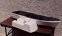 "Name: swiftboat.jpg Views: 59 Size: 49.3 KB Description: Swift Boat 50"" hull!"