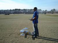 Name: Rohits hobby 079.jpg Views: 473 Size: 104.1 KB Description: getting ready to take off...