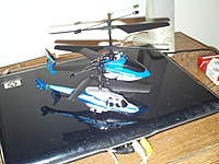 Name: Proto Cx 018.jpg Views: 344 Size: 76.8 KB Description: size comparison with 2 channel Micropter by Propel toys