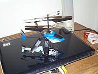 Name: Proto Cx 017.jpg Views: 311 Size: 62.2 KB Description: size comparison with 3 channel heliforce cobra by WinYea