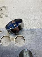 Name: IMG_1547.JPG Views: 7 Size: 93.0 KB Description: Rotor, intact & cleaned, some lite deburring, 220 grit, rubbing alcohol,,