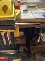 Name: IMG_1716.JPG Views: 6 Size: 65.3 KB Description: cutting a E/C-clip notch for new shaft,,
