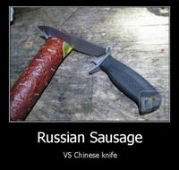 Name: russian sausage vs chinese knife.jpg