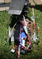 Name: fpv40.jpg Views: 297 Size: 194.7 KB Description: The transmitter was back on the skids for the next test flight.