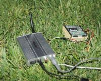 Name: fpv41.jpg Views: 266 Size: 282.6 KB Description: And the original whip antenna replaced the collinear antenna.  Reception improved drastically.