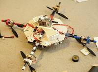 Name: quad_cam11.jpg Views: 123 Size: 121.5 KB Description: Currently doing hand launches & using the camera as landing gear.