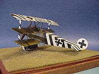 Name: Kirschstein.jpg Views: 74 Size: 6.7 KB Description: Dr1 586/17 (Works No. 2256) flown by Ltn. Hans Kirschstein when acting CO of Jagdstaffel 6, a part of Jagdgeschwader Nr. 1 Richthofen