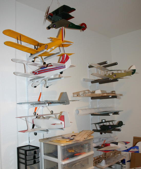 Best Way To Store Hang Your Planes Rc Groups