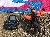 Electric Powered Paraglider - RC Groups
