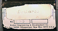 Name: SeaHorse old plate.jpg Views: 76 Size: 258.8 KB Description: Soon to be replaced nameplate